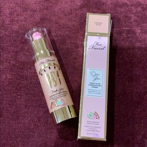 Too Faced Dew You Fresh Glow Luminous Face Primer